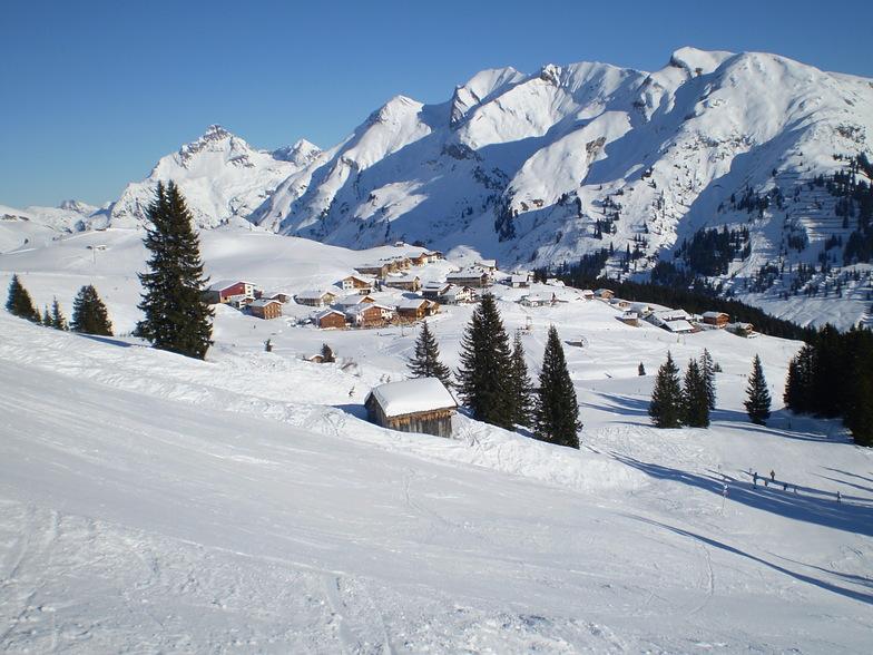 Lech Downhill