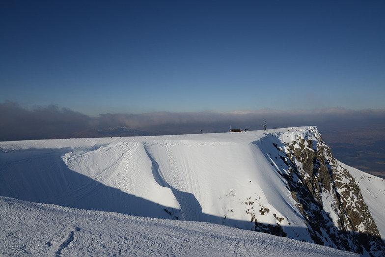 Easy Gully entrance, Nevis Range