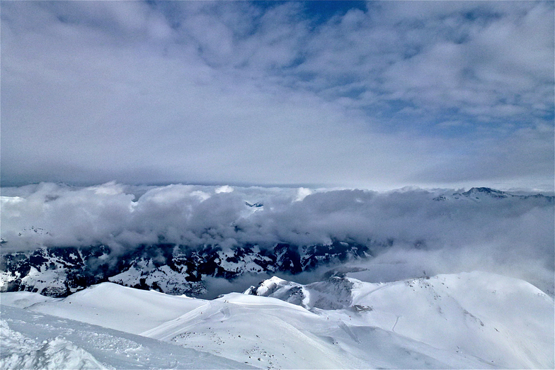 """ ON TOP "", Arosa"