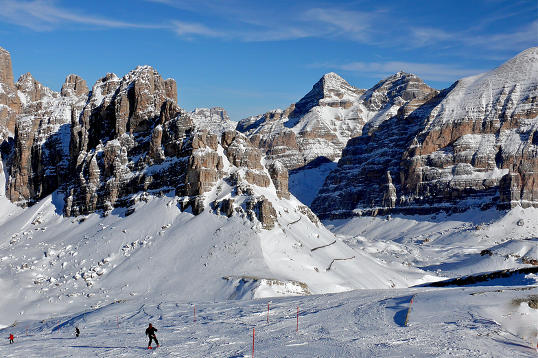PERFECT SCENERY - PERFECT SKI RUN, Cortina