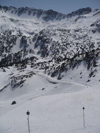 Grau Roig Andorra last week, Grandvalira-Soldeu