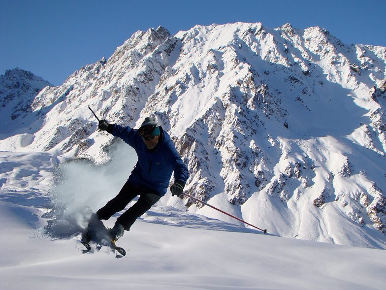 Karakol Mountain Ski Base