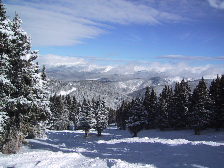winter park ski report