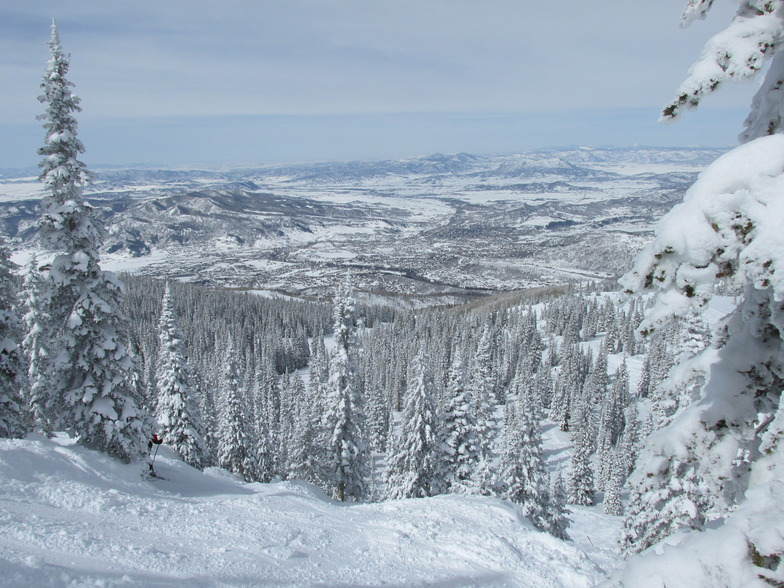 The Ridge, Steamboat