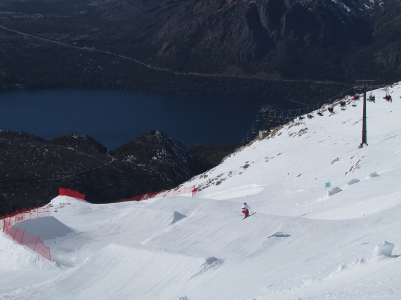 Snow Cross Training Camp of the Andes, Cerro Catedral
