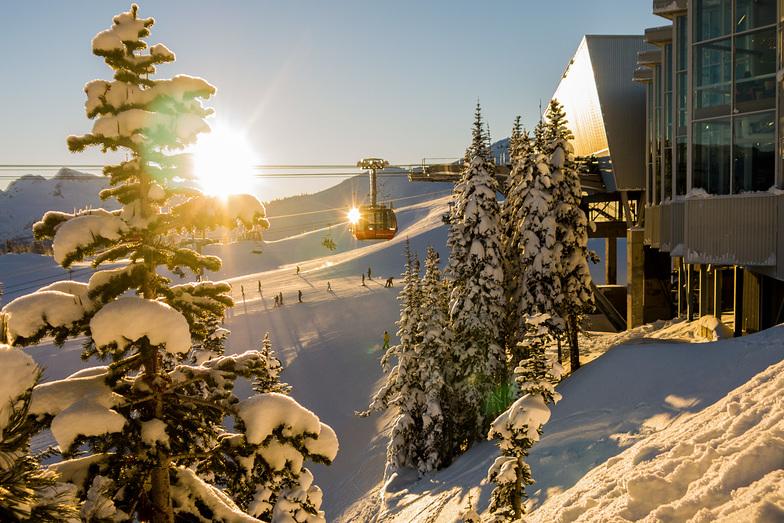 Sunrise, Whistler