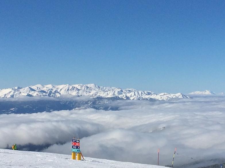 Sunny Vakchos, Mount Parnassos