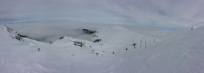 Fterolakka, Mount Parnassos