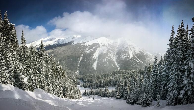 Banff / Norquay Skiing, Banff Mt Norquay