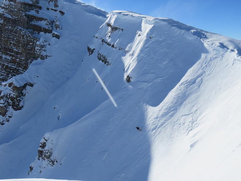 Skiing No Shadows, Jackson Hole