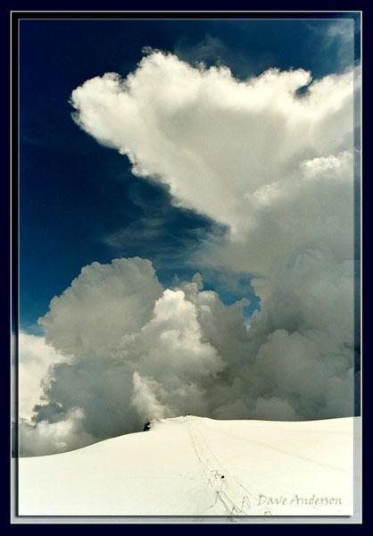 Zermatt Thunderstorm