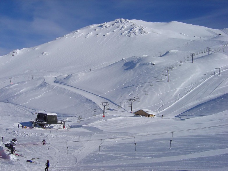 Mt Hutt - 11th September 2003, Mount Hutt