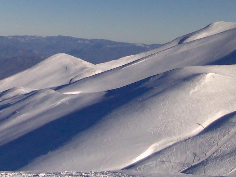 falakro-kartalka, Falakro Ski Resort