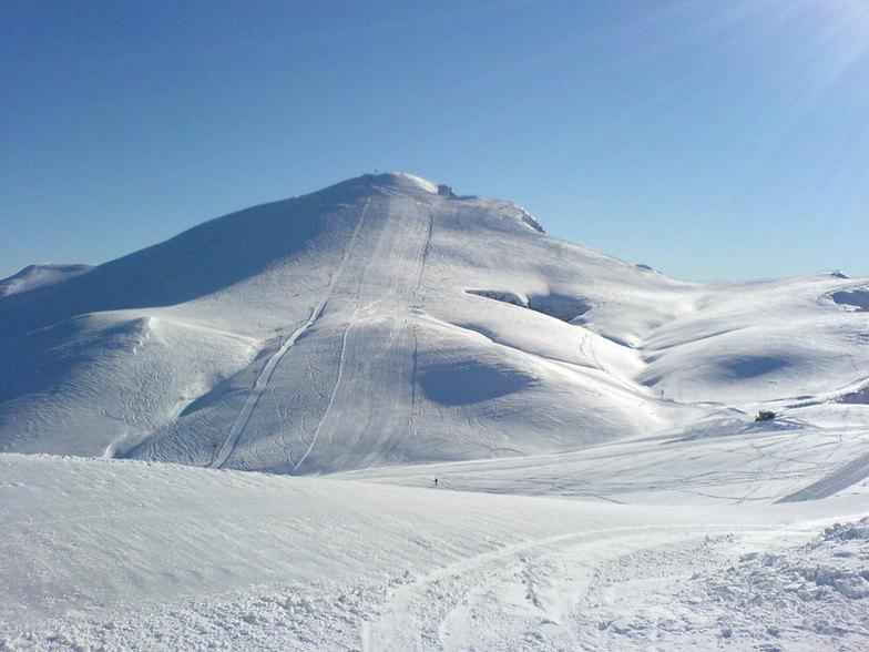 falakro-xionotripa 2232m, Falakro Ski Resort