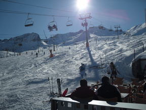 Sitting at the bar!, Grandvalira-Pas de la Casa