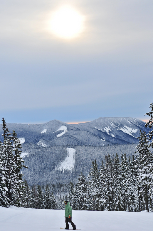 Mt.Hood Meadows, Mt Hood Meadows
