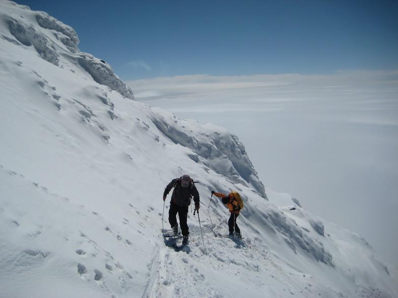 Mt Ararat Ski Tour www.alpine-turkey.com, Ağrı Dağı or Mount Ararat