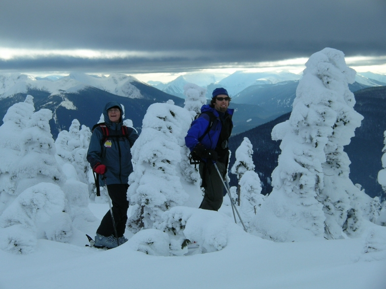 Margaret Brown and Jason Gowda, Powder King