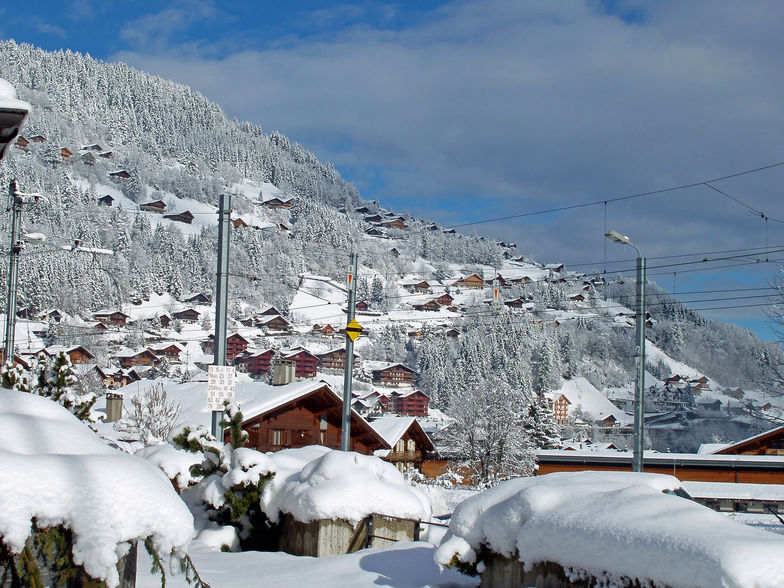 Champery Switzerland  city pictures gallery : Snow Forecast, Snow Reports & Snow Conditions