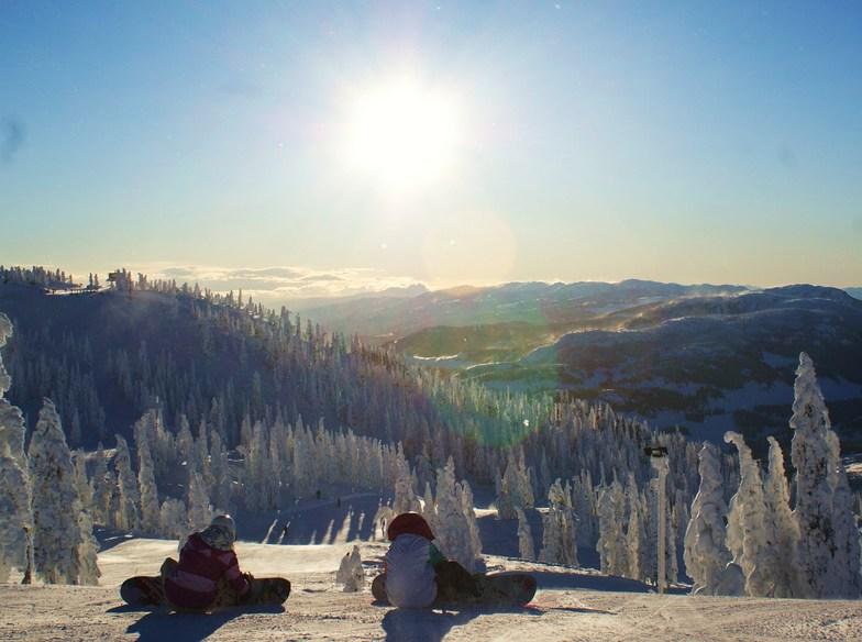 Beautiful View!, Mount Washington