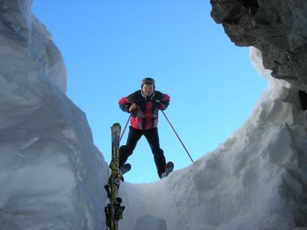 Passo tonale ski resort