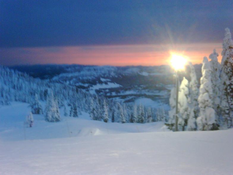 Sunset at Mt. Wash, Mount Washington