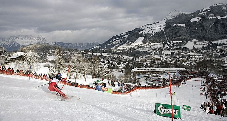 Kitzbuhel Fis World Cup Slalom Kitzbühel Photo