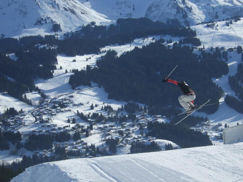 Les Gets Snow Park