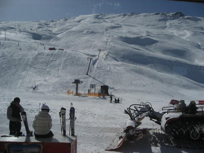 View of Gholle Resort, Dizin