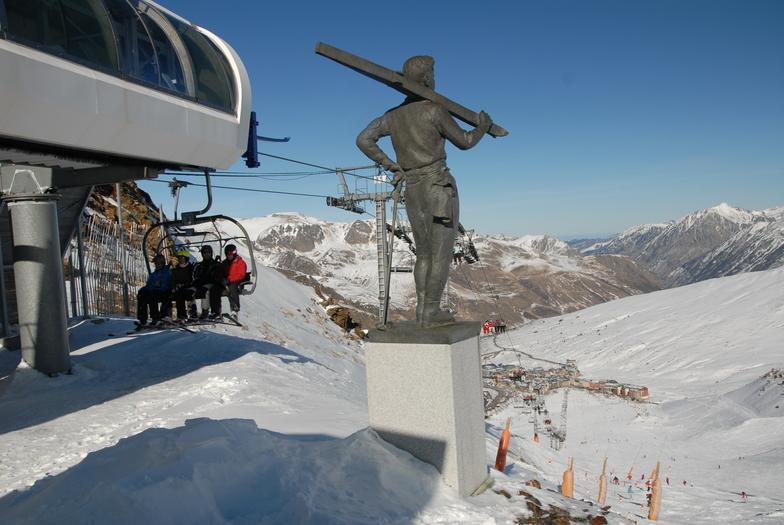 grandvalira-pas de la casa ski resort guide, location map