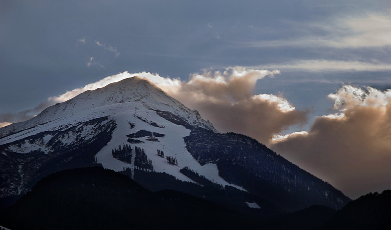 Todorka peak, Bansko