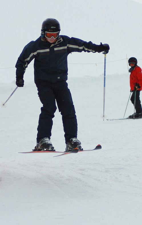 Jumping, Vallnord-Arinsal