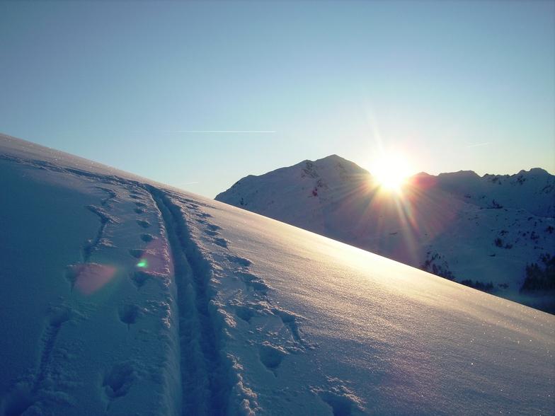 Le Grand-Mont, Arêches-Beaufort