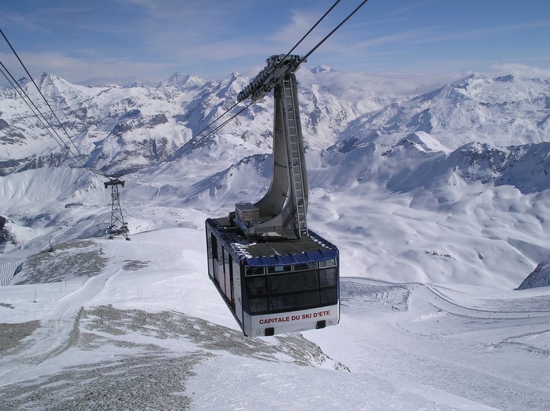 Tignes Ski Resort Guide Location Map Tignes ski holiday accommodation