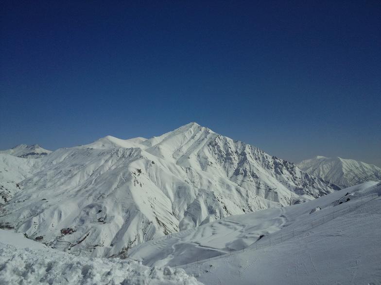 Shemshak Mountain