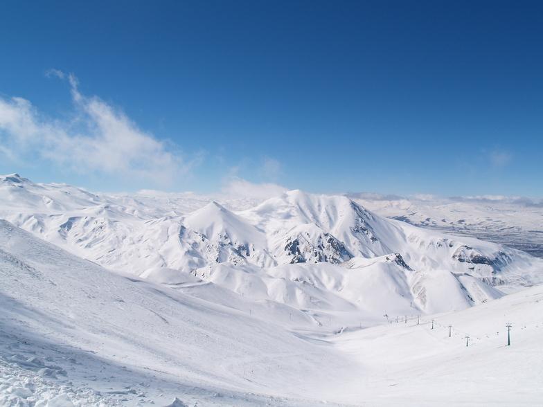 Dedeman Pist, Mt Palandöken