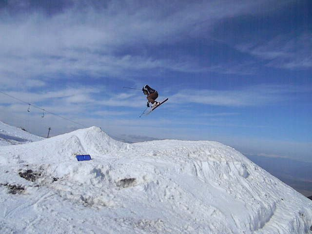 some air, Bansko