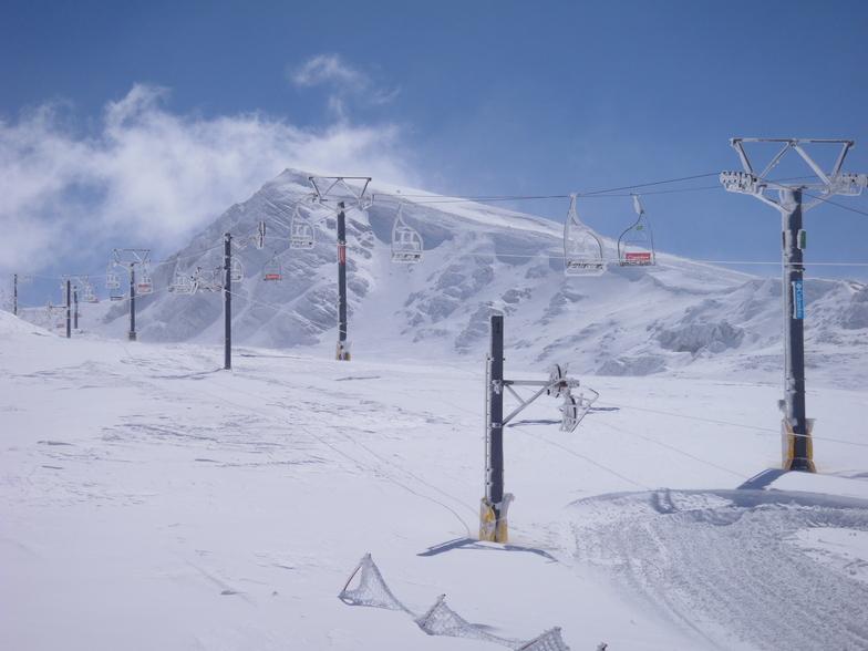 Gerontovrahos, Mount Parnassos