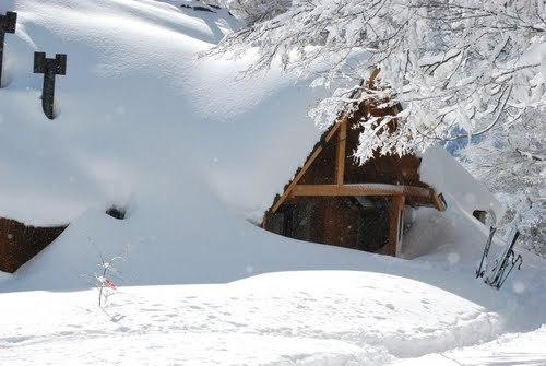 Huella Blanca ski *** www.huellablanca.com, Las Pendientes