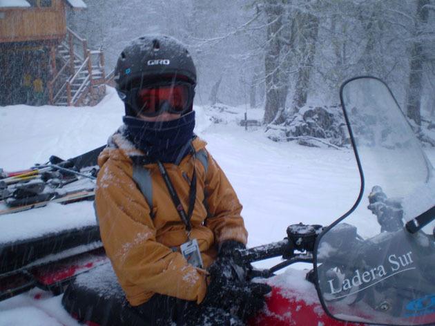 www.laderasur.com.ar - Ski in-out, Las Pendientes