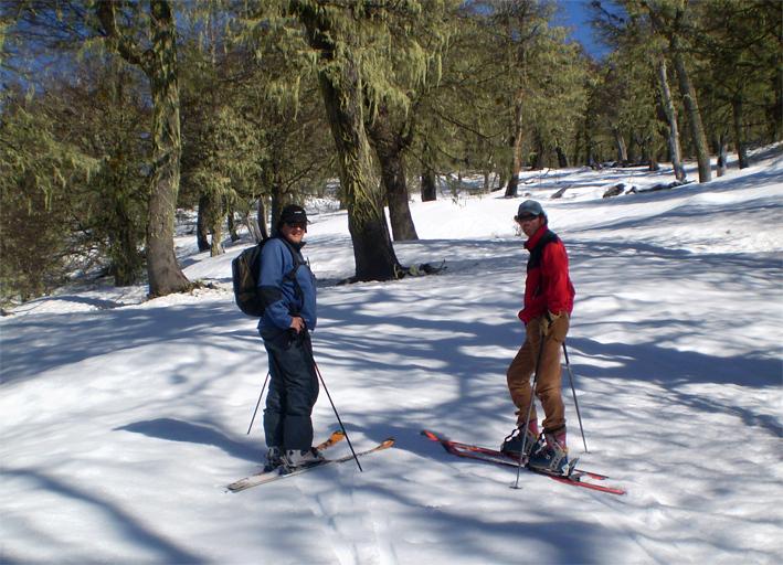 Ski de Travesía - www.laderasur.com.ar, Las Leñas