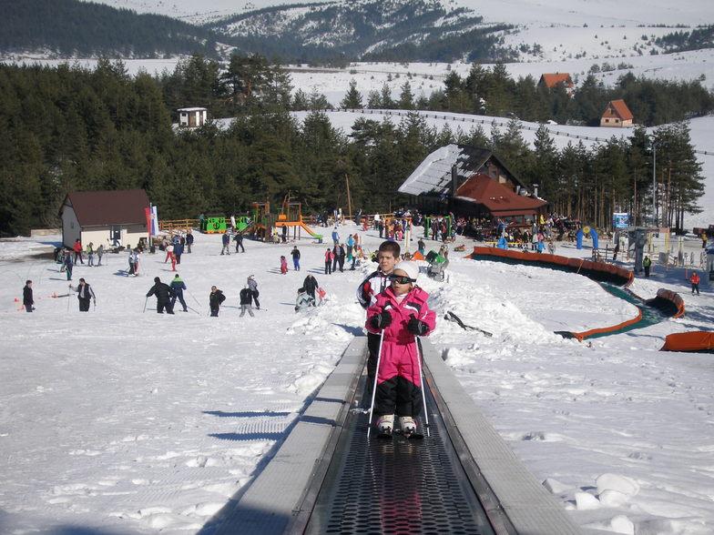 Zlatibor Ski Resort Guide Location Map Zlatibor Ski
