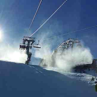 Sol y nieve, Grandvalira-Pas de la Casa