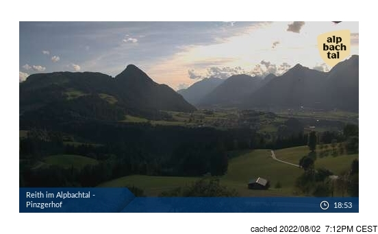 Live webcam per Alpbachtal se disponibile