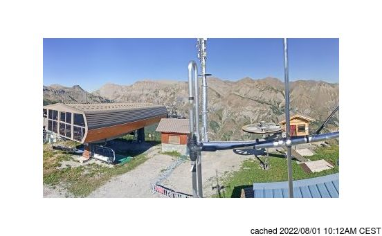 latest snow report photo Monday 08 March 2021