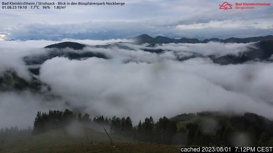 Webcam Live pour Bad Kleinkirchheim