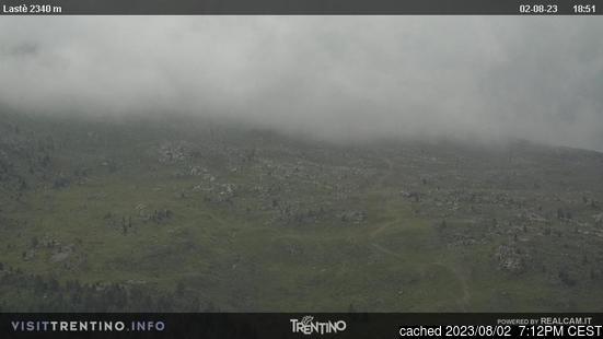 Živá webkamera pro středisko Ski Area Alpe Lusia
