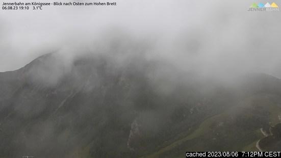 Live Sneeuw Webcam voor Berchtesgaden