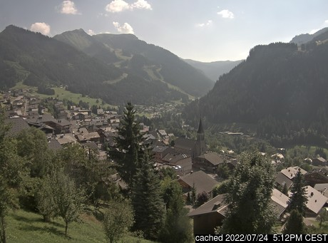 Webcam Live pour Chatel