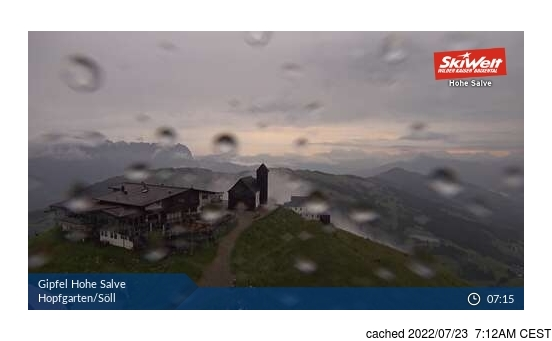 Live webcam per Hopfgarten se disponibile